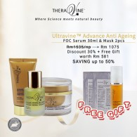 Advance Anti Ageing SkinCare Set with Free Gift