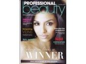 Professional Beauty – October/November features best sales rep Juanita Scholtz